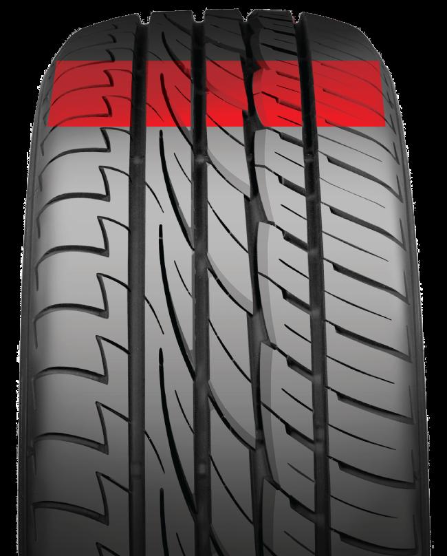 Tire10w650b NITTO NT850+ Premium CS ยางรถตู้ระดับพรีเมี่ยม