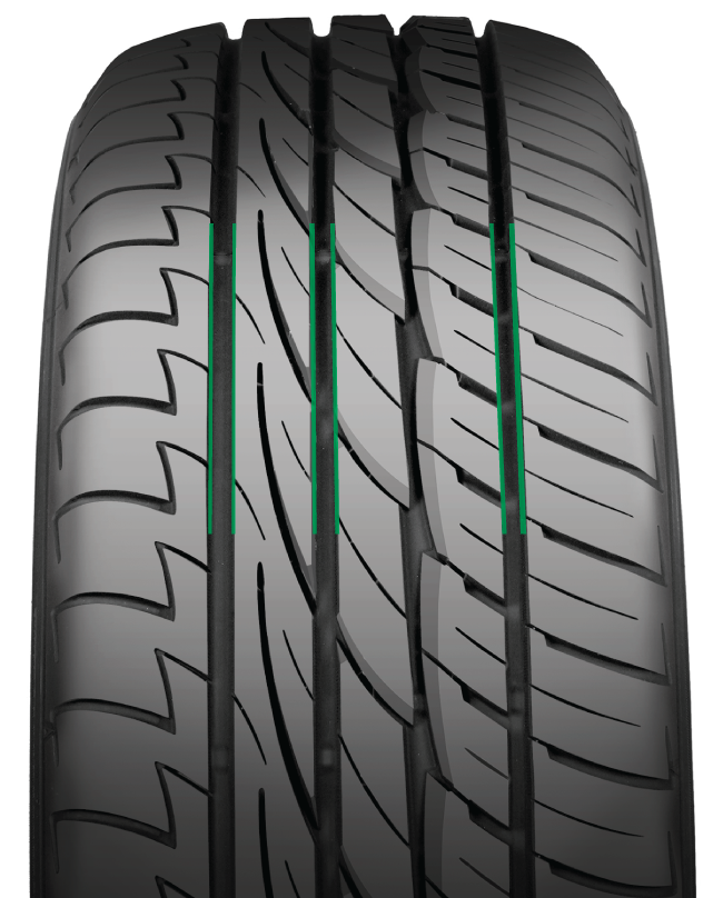 Tire10w650c NITTO NT850+ Premium CS ยางรถตู้ระดับพรีเมี่ยม