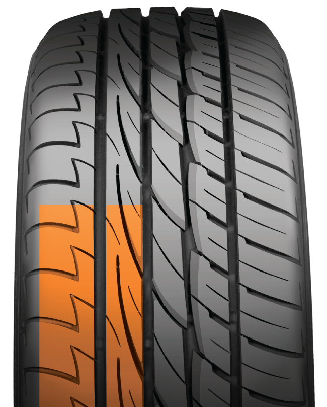 Tire10w650e NITTO NT850+ Premium CS ยางรถตู้ระดับพรีเมี่ยม