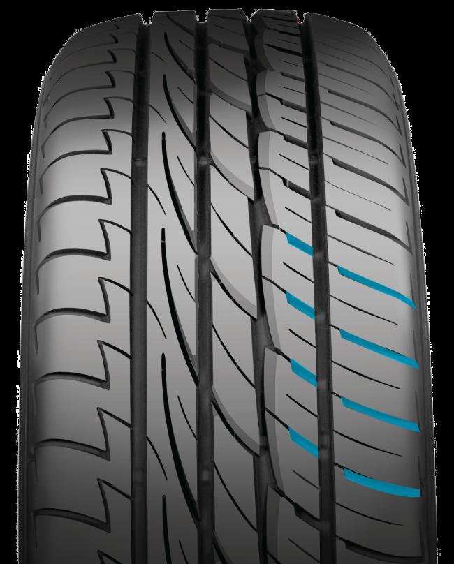 Tire10w650f NITTO NT850+ Premium CS ยางรถตู้ระดับพรีเมี่ยม