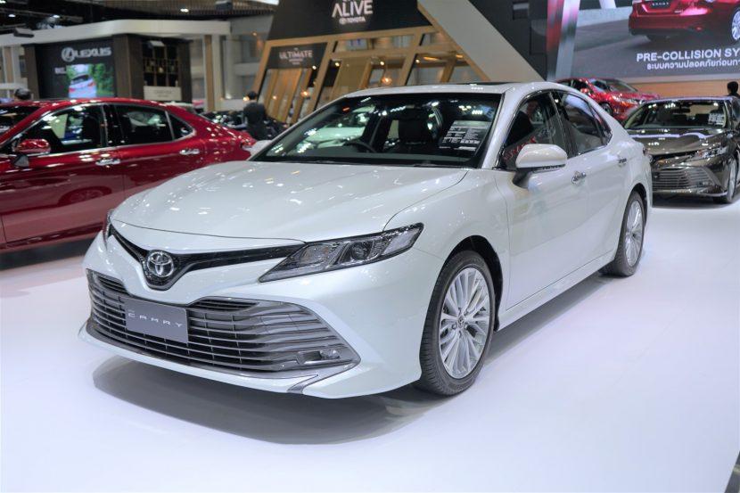 พาชม Toyota All New CAMRY งาน Motor Expo 2018