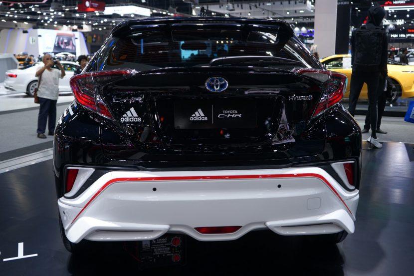 พาชม Toyota CH R งาน Motor Expo 2018