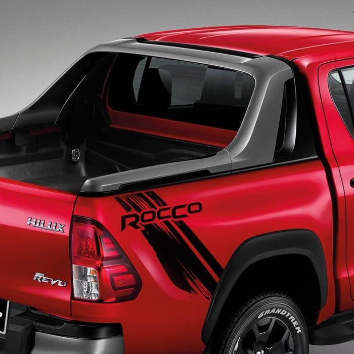 Toyota Hilux Revo Rocco lake TOYOTA HILUX REVO ROCCO 2018 ราคา ตารางผ่อนและโปรโมชั่น