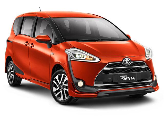 Toyota Sienta นอก1 Toyota Sienta โปรโมชั่น ตารางผ่อน เริ่มต้น 9,833 บาท
