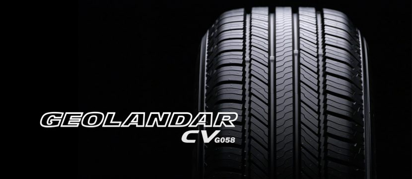 YOKOHAMA GEOLANDAR CV G058 ออกแบบเพื่อรถยนต์ Crossover SUV โดยเฉพาะ