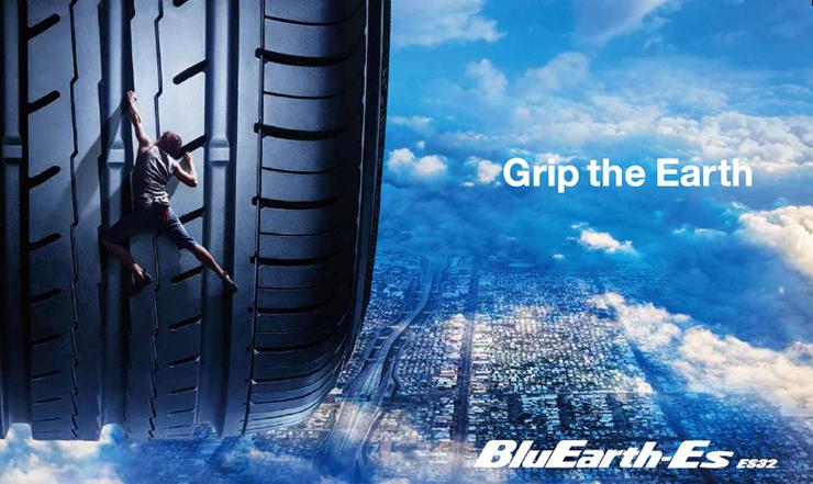 Yokohama BluEarth Es ES32 มาตฐานใหม่เพื่อโลก และเพื่อคุณ