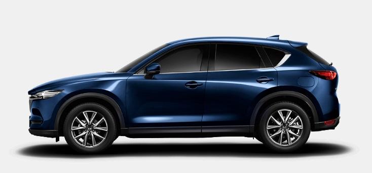 all new cx 5 2017 blue MAZDA CX 5 2018 ราคา โปรโมชั่นตารางผ่อนพร้อมข้อเสนอพิเศษ