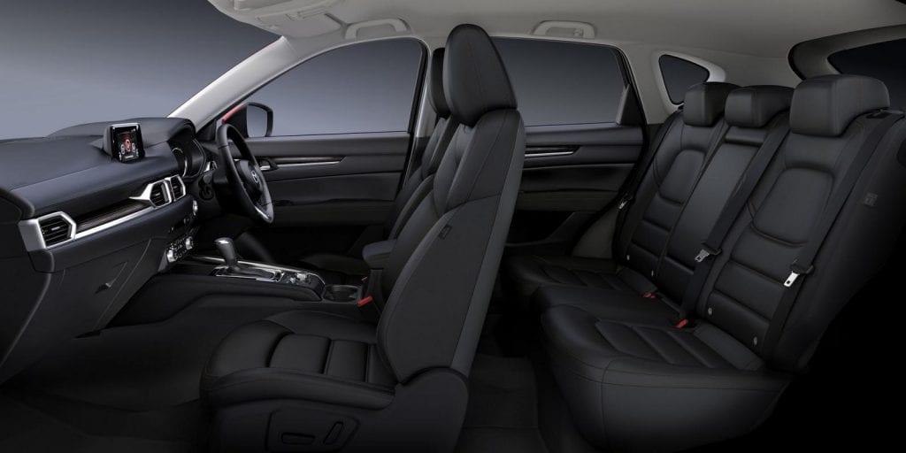 all new cx 5 2017 interior 2 1024x512 MAZDA CX 5 2018 ราคา โปรโมชั่นตารางผ่อนพร้อมข้อเสนอพิเศษ
