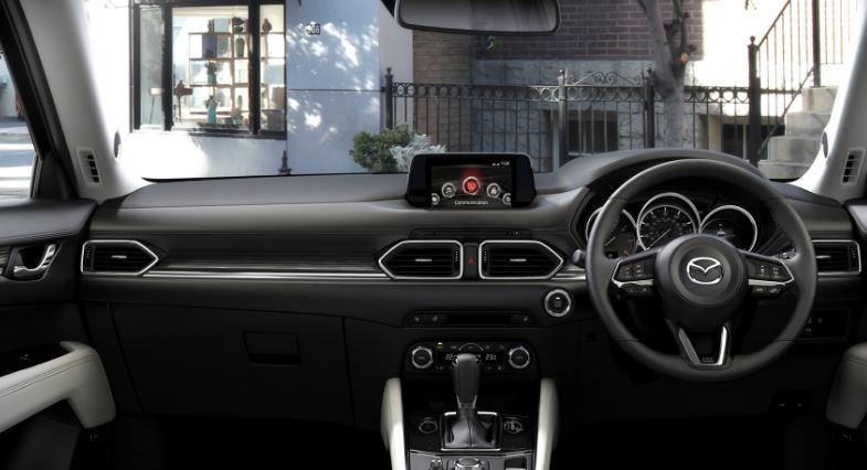 all new cx 5 2017 interior 3 MAZDA CX 5 2018 ราคา โปรโมชั่นตารางผ่อนพร้อมข้อเสนอพิเศษ