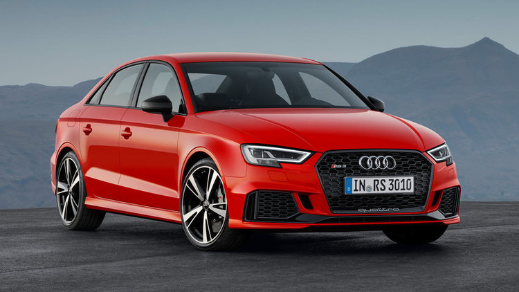 Audi หยุดการผลิต RS3 Sportback และ Sedan ผลพวงมาตรฐานมลพิษใหม่ WLTP