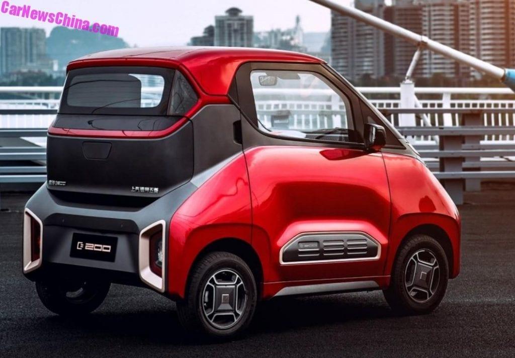 Baojun E200 รถยนต์เล็กพลังงานไฟฟ้าตัวใหม่ของจีน พร้อมลงตลาดเดือนหน้า