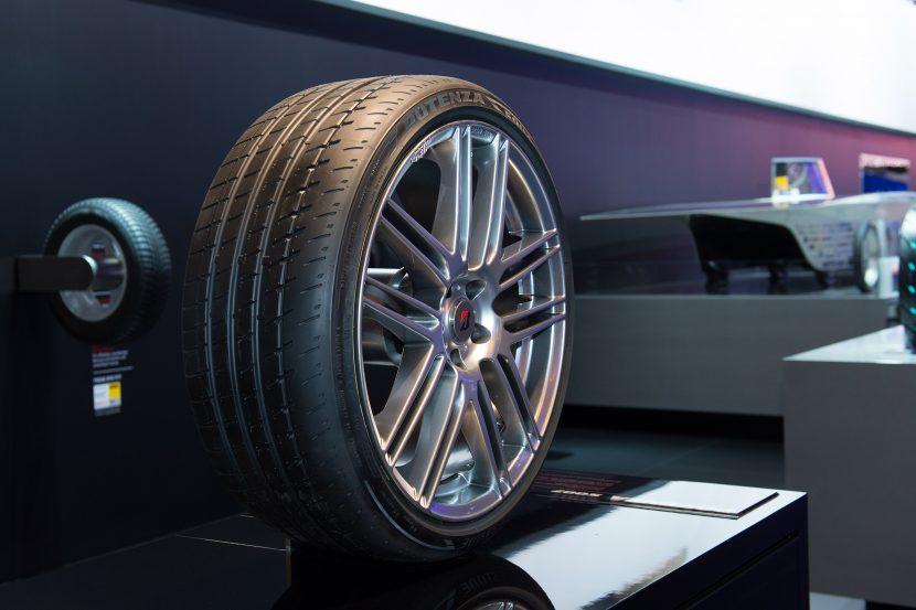 BRIDGESTONE เปิดตัว POTENZA S007, TURANZA T005 และ DUELER AT 001 ในงาน Geneva Motor Show 2018