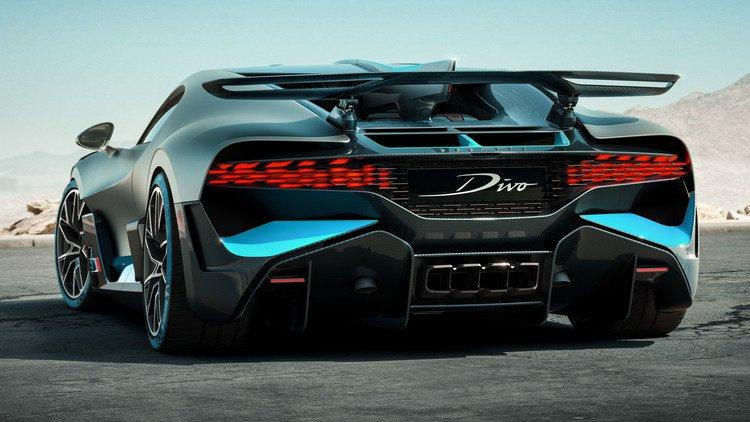 Bugatti Divo เบากว่าเก่า ก็เร็วกว่าเดิม
