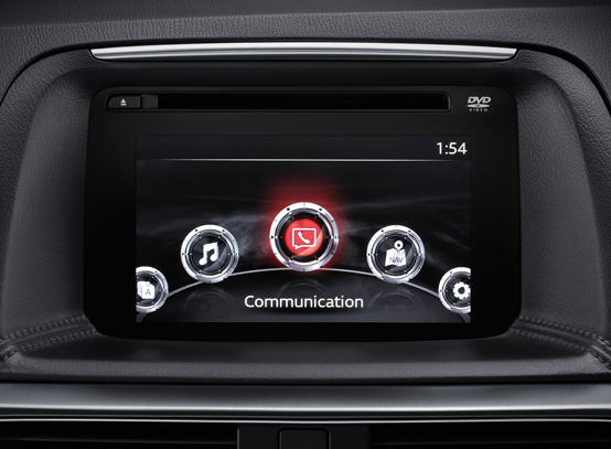 car feature interior big01 MAZDA CX 5 2018 ราคา โปรโมชั่นตารางผ่อนพร้อมข้อเสนอพิเศษ