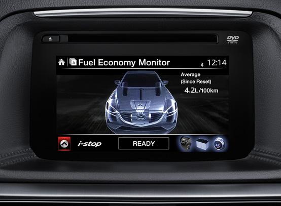car feature performance big07 1 MAZDA CX 5 2018 ราคา โปรโมชั่นตารางผ่อนพร้อมข้อเสนอพิเศษ