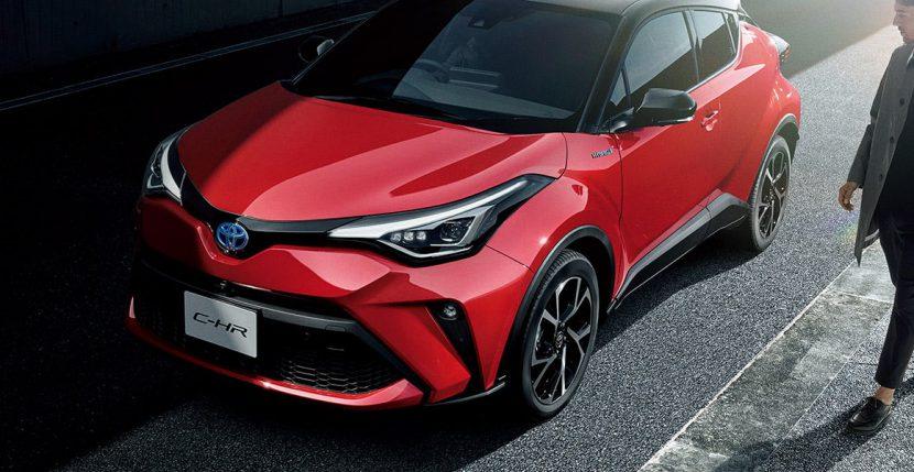 New TOYOTA CHR 2020 – โตโยต้า ซีเอชอาร์ ปรับโฉมใหม่ เปลี่ยนไฟหน้า หลัง พร้อมรุ่น GR Sport