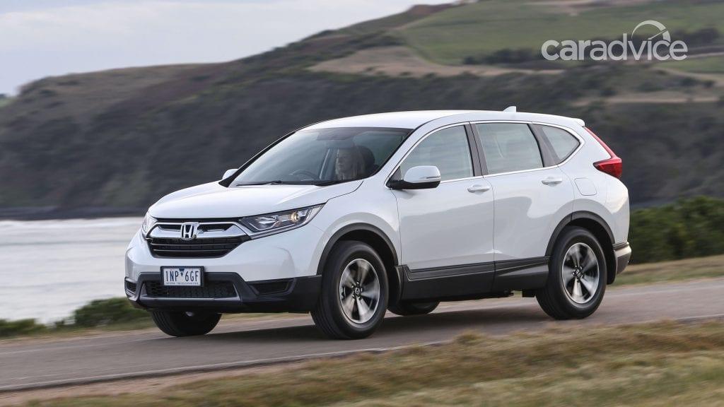 Honda ออสเตรเลียเปิดตัว CR V Vi ใหม่ ถูกลงกว่าเดิม 57,000 บาท