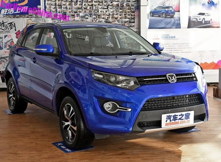 Ford Territory SUV ใหม่สำหรับตลาดจีน แต่ทำไมหน้าตามันเหมือนรถจีนจังเล่านี่