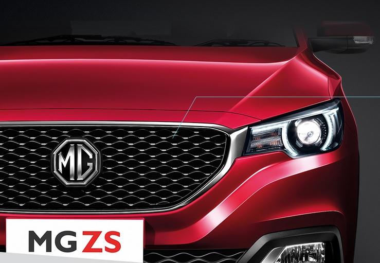 front grill mg zs MG ZS 2018 ราคา โปรโมชั่น และตารางผ่อน ผ่อนเริ่มต้น 7,000 บาท