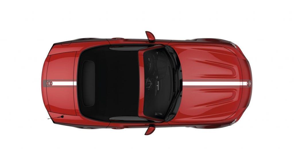 Fiat ออกตัวเล็กสเปคซิ่ง 124 Spider ใหม่