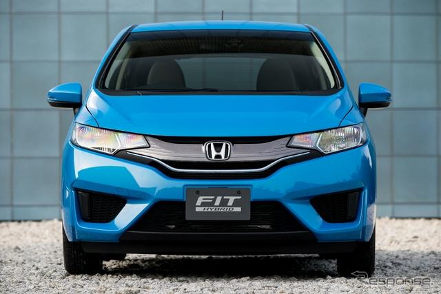 Honda Jazz Hybrid 2014 และ Vezel ถูก Recall ครั้งที่ 4