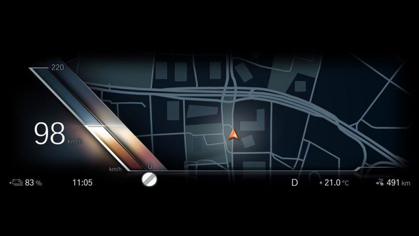 สุดล้ำระบบ OS BMW iDrive 8.0 เผยโฉมใน BMW iX