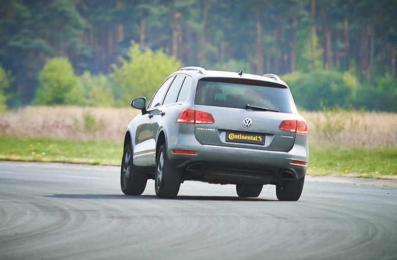 Continental ContiSportContact SUV 5 ชนะการทดสอบจาก AutoBild