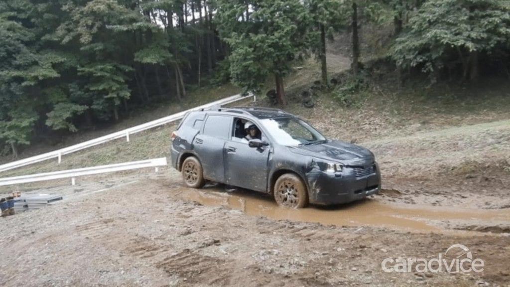 Subaru Forester ใหม่ เวอร์ชั่นเฉพาะสำหรับออสเตรเลียเท่านั้น