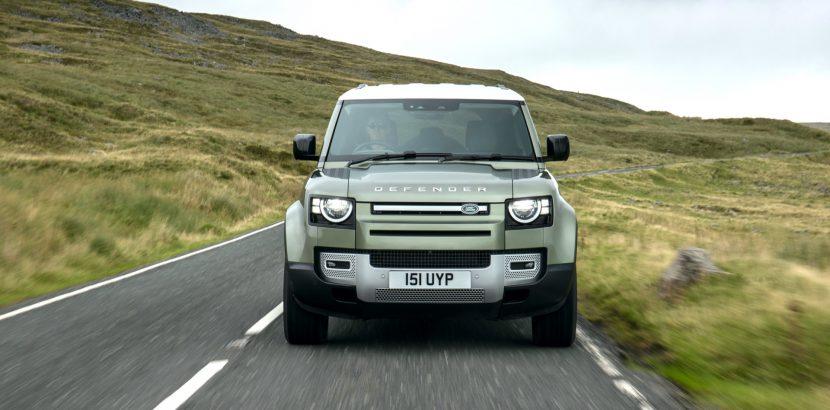 Land Rover Defender กับขุมพลังใหม่ ไฮโดรเจน ไฟฟ้า