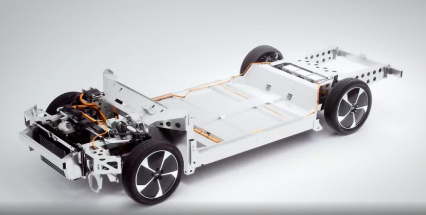 รถยนต์ไฟฟ้าพลังงานแสงอาทิตย์ Lightyear One