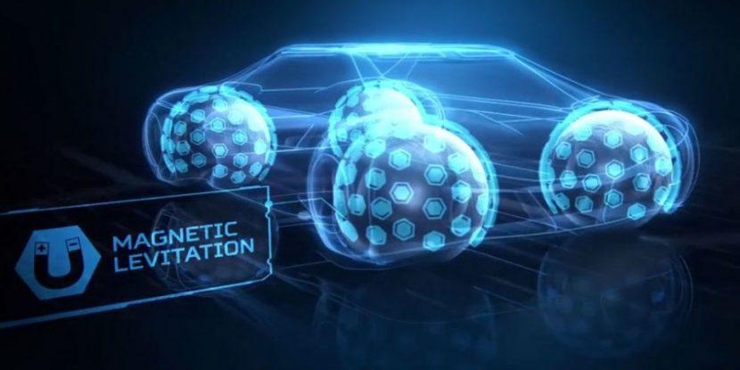 magnetic levitation sphere tires 960x480 5 นวัตกรรมยางแห่งอนาคตจากGoodyear