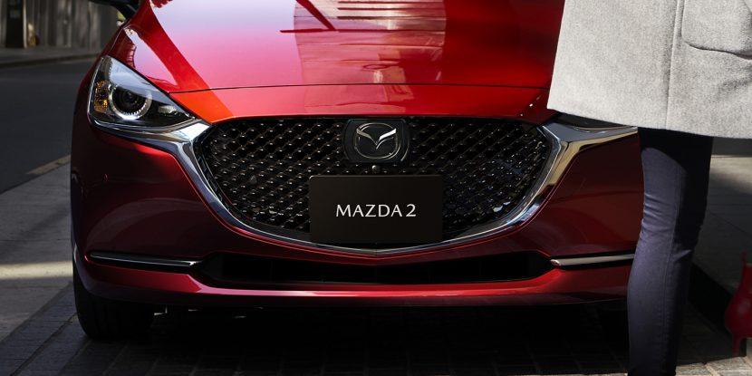 All New MAZDA 2 2020   มาสด้า 2 ใหม่ ปรับโฉม เปลี่ยนไฟหน้า และ กระจังหน้า