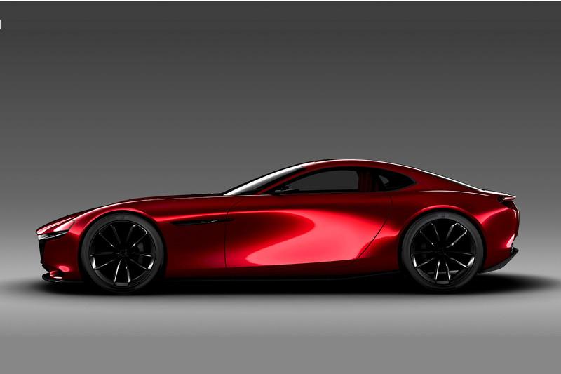 Mazda RX มีหวังจะมากับเครื่องยนต์ turbocharged rotary