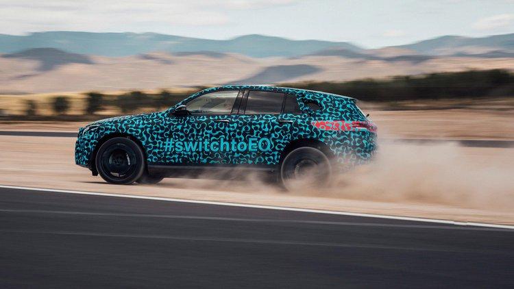 วิดีโอเผยภายใน Benz EQC ตัวใหม่ รถไฟฟ้าตัวแรกของค่าย