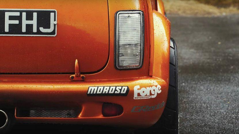 จิ๋วแต่แจ๋ว Classic Mini 360 แรงม้า