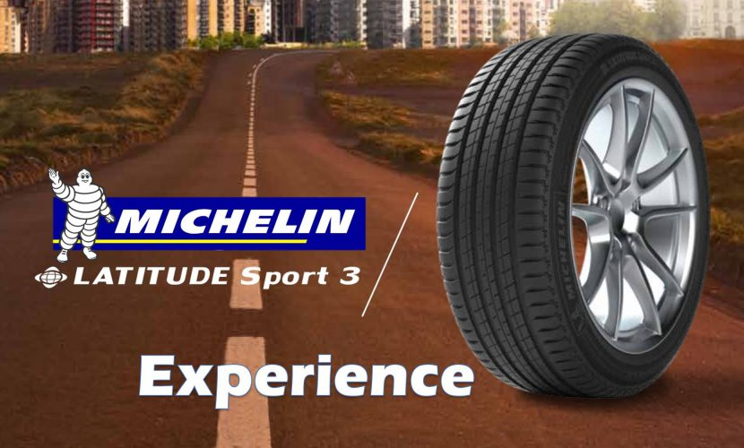 mochelin latitude sport 3 2 MICHELIN LATITUDE SPORT 3 เพื่อ SUV ระดับพรีเมี่ยม