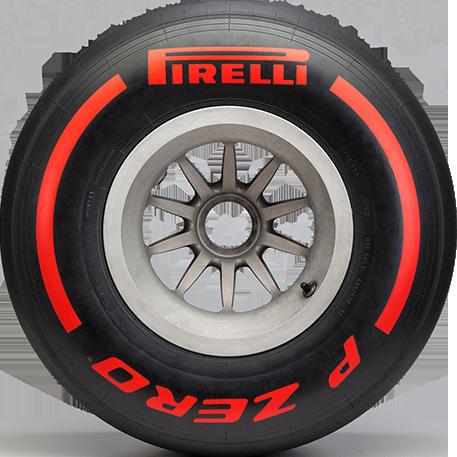 PIRELLI ยาง F1 กับคุณสมบัติและความแตกต่างในการใช้งาน