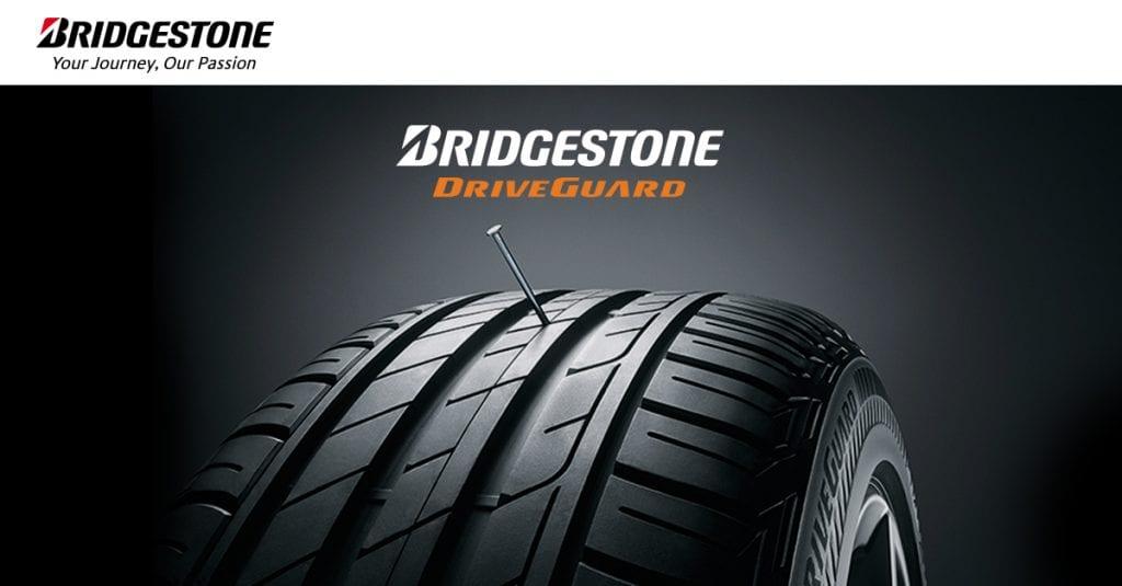 Bridgestone DriveGuard ยางหุ่มเกราะ