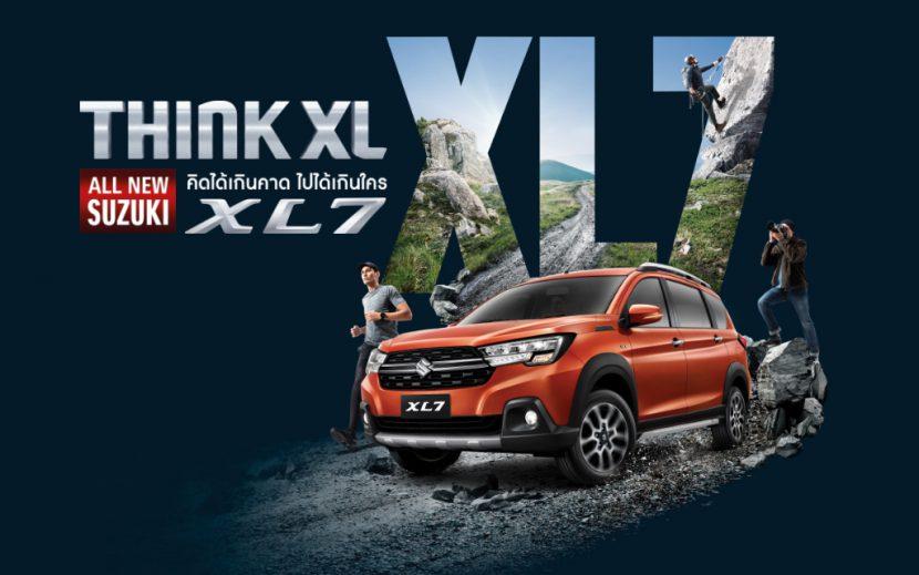 All New SUZUKI XL7 2020   2021 ราคา 779,000 ผ่อนถูดสุด 8,000 บาท