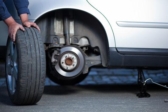 การดูแลรักษายางรถยนต์