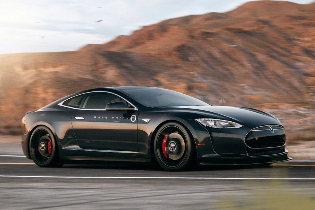 tesla model s faster than supercars 1024x683 เทคโนโลยีการลดเสียงรบกวนจาก Continental
