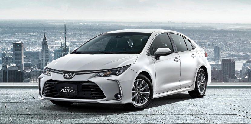 เจาะสเปค All New Toyota Corolla Altis 2019 Hybrid, Altis GR Sport และ 1.6 Limo (TNGA)