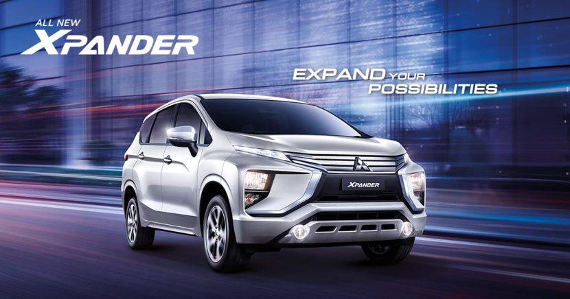 All New Mitsubishi Xpander 2019   มิตซูบิชิ เอ็กซ์แพนเดอร์ ราคา 779,000 บาท ตารางผ่อนเริ่ม 8,500 บาท
