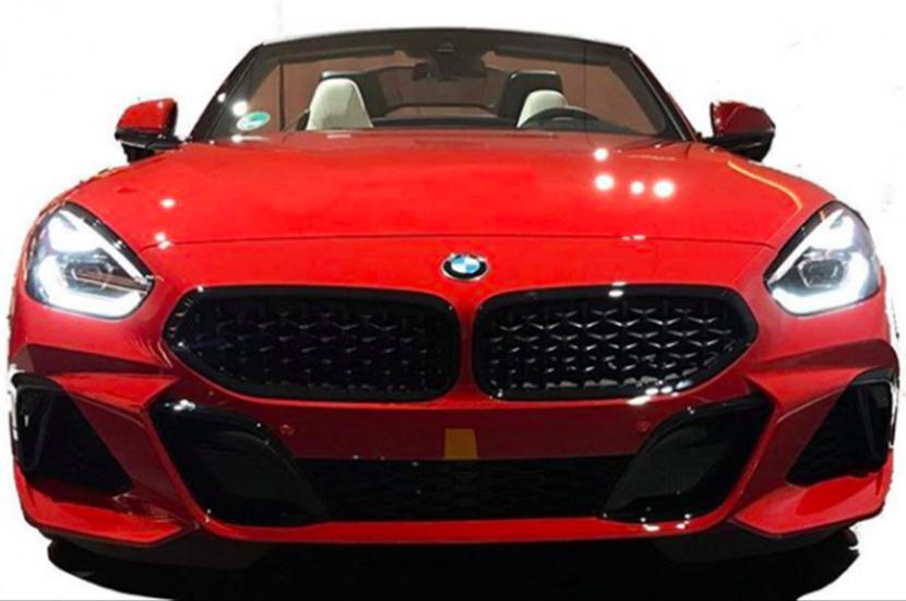 รูปหลุดเพิ่ม BMW Z4 2019 ตัวใหม่ล่าสุด